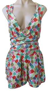 Anthropologie Ruth Top Multicolor