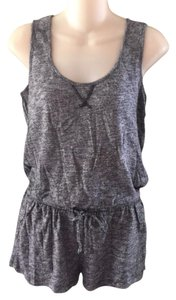 Banana Republic Romper Mini/Short Shorts Grey