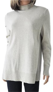 Lafayette 148 New York 100% Cashmere Turtle Neck Sweater