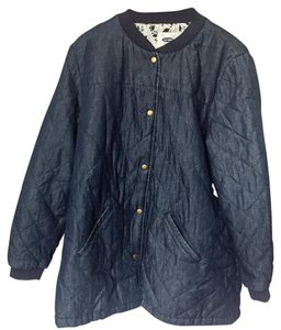 Old Navy Quilted Jacket Coat