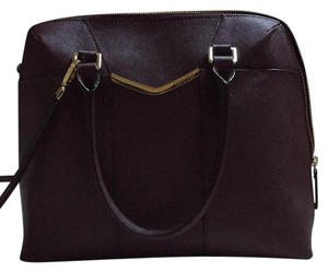 Calvin Klein Satchel in Plum