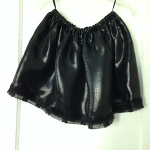 Miu Miu Mini Skirt Black