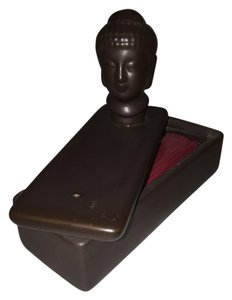 Other Buddha Incense Case & Holder with Incense [ Roxanne Anjou Closet ]