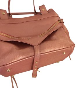 Botkier Trigger Trigger Medium Pink Shoulder Bag