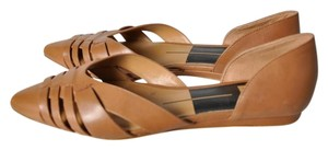 Dolce Vita Brown Flats
