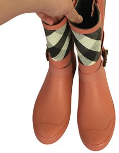 Burberry Hollaway Pink Boots
