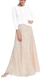 Banana Republic Maxi Skirt Organic Natural