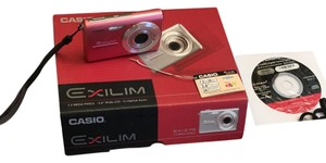 Casio Casio EXILIM ZOOM EX-Z75 7.2 MP