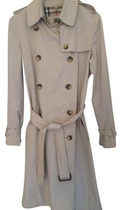 Burberry London Trench Khaki Coat