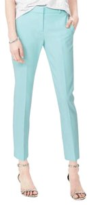 Banana Republic Straight Pants Cerulean Blue
