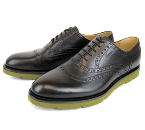 Gucci $695 New Authentic Gucci Men's Leather Dress Shoes Oxford W/logo Gucci 10.5/ Us 11.5 322483 1000