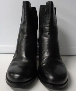 Cole Haan Ankle Black Boots