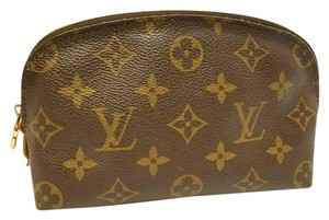Louis Vuitton Monogram Cosmetic Pouch Makeup Bag