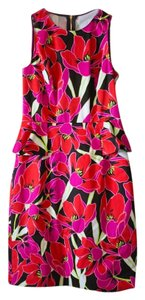 Kate Spade short dress Multi Floral Sheath on Tradesy