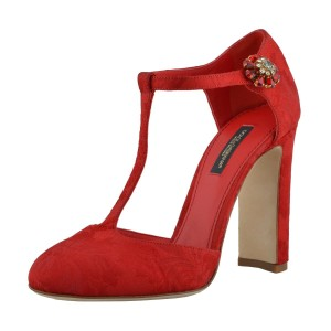 Dolce&Gabbana Bright Red Pumps