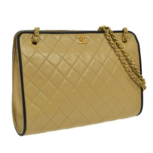 Chanel Vintage Clutch Shoulder Bag