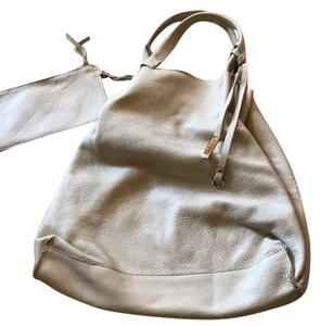 Gianni Chiarini Tote in Light Beige