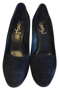Saint Laurent Ysl Tribute Black Pumps