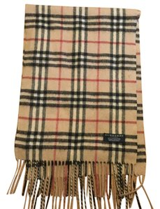 Burberry Authentic Burberry Cashmere Scarf