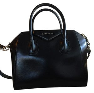 Givenchy Leather Designer Tote in Black