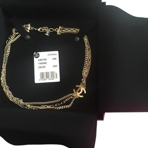 Chanel Triple strand necklace