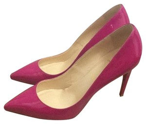 Christian Louboutin Pigalle Pink Pumps