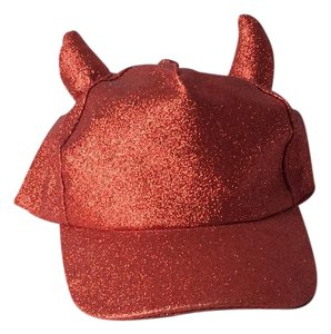 Halloween devil hat