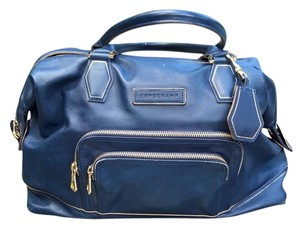 Longchamp Satchel in Blue
