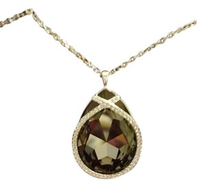 Swarovski Sage Pendant Necklace