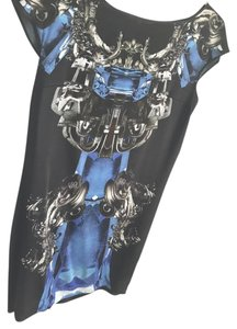 Just Cavalli Cavali Silk Dress