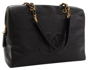 Chanel Vintage Tote Travel Bag