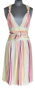 Missoni short dress multi - colored on Tradesy
