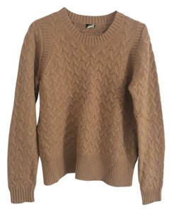 J.Crew Wool Cable-knit Sweater