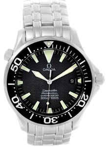 Rolex Omega Seamaster Professional 300m Black Dial Mens Watch 2254.50.00