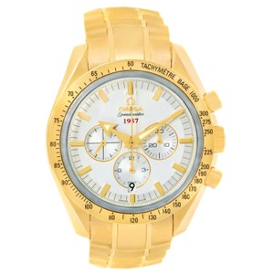 Omega Omega Speedmaster Broad Arrow 18K Yellow GoldWatch 321.50.42.50.02.001