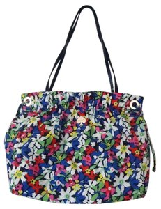 Kate Spade Floral Tote/handbag Lollie Shoulder Bag