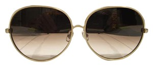 Wildfox WildFox FLEUR Sunglasses Antique Gold Authentic New