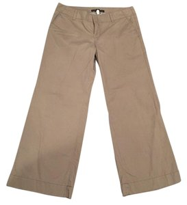 Gap Trouser Pants Taupe