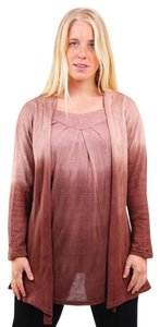 Hippie Boho Top Brown