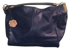 Vince Camuto Satchel in Midnight Blue