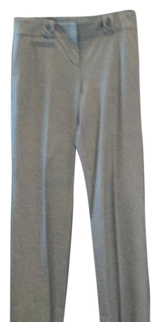 Item - Brown/White Pants Size 4 (S, 27)