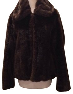 Jones New York Faux Fur Fur Coat