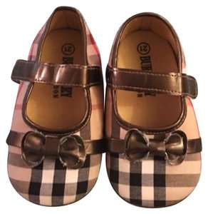 Burberry Burberry pattern Flats