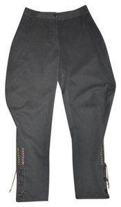 Roberto Cavalli Cotton Riding Pants