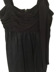BCBGeneration Cocktail Bcbg Silk Black Dress