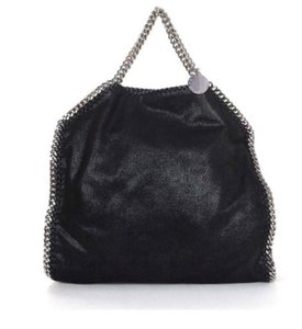 Stella McCartney Faux Leather Tote in Black