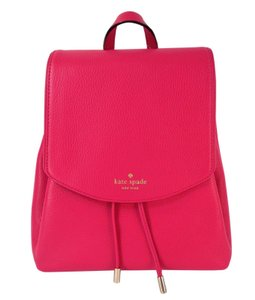 Kate Spade Mulberry Breezy Leather Backpack