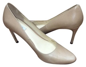 Cole Haan Pump Leather Classic Nude Pumps