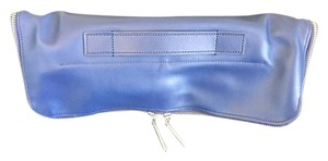 3.1 Phillip Lim 31 Minute Navy Clutch