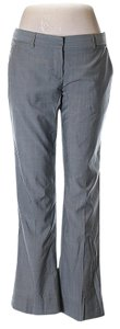 Theory Wool Lightweight Unlined Trouser Pants Grey